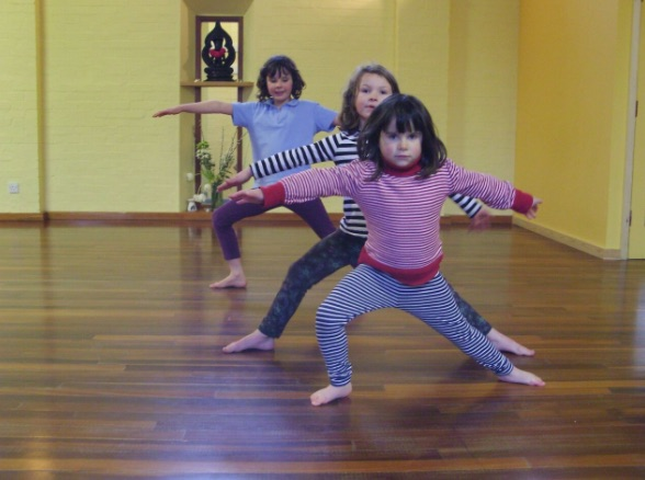 Yoga in Bristol - Kids yoga classes available