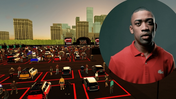 Wiley announced to perform at Live from the Drive-In at Filton Airfield