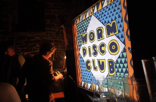 Worm Disco Club launch new record label, Worm Discs