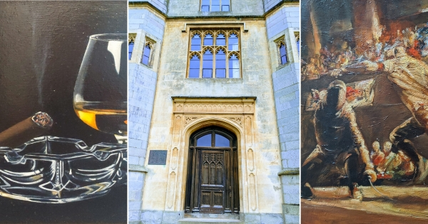 There's a new pop-up art gallery coming to Ashton Court in November