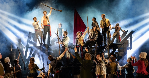 Les Misérables at the Bristol Hippodrome rescheduled to 2021