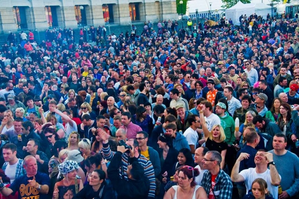 VegfestUK returns to Bristol for the 11th Year - 23-25 May 2014 - Bristol Ampitheatre