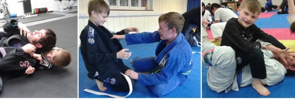 Brazilian Jiu Jitsu Classes for Kids aged 5-15 at Artemis BJJ in Bristol