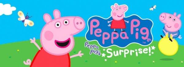 Peppa Pig Comes to The Bristol Hippodrome 7 -8 September 2016