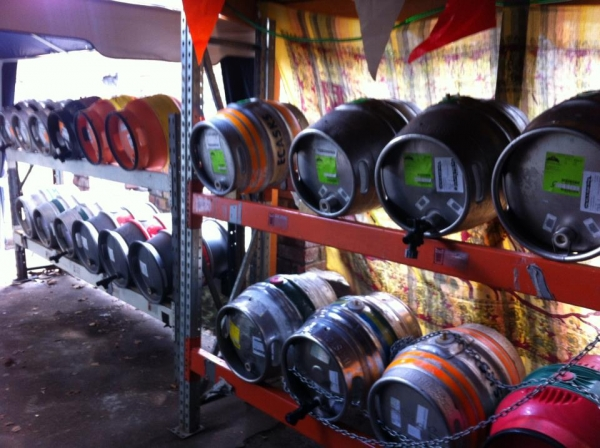 Autumn Beer Festival and 5th Birthday Celebration at The Volunteer Tavern in Bristol