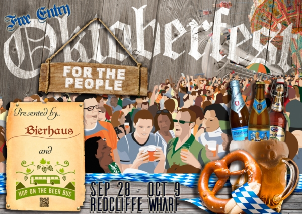 Bristol Oktoberfest For The People - Until Sunday 9th October 2016