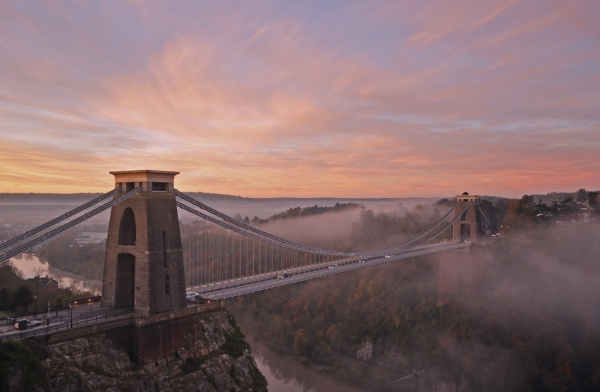 Bristol Weekly Weather Forecast - Clear Skies and Crisp Weather