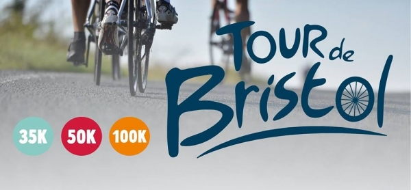 Tour de Bristol 2017 in aid of St Peter's Hospice