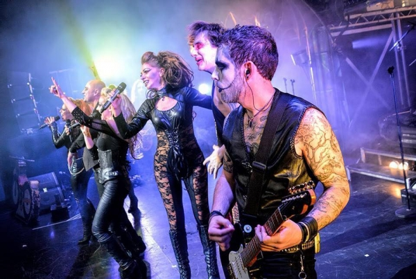 Vampires Rock: Ghost Train at the Bristol Hippodrome on Monday 16 January 2017