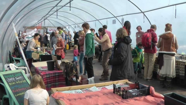 Bristol Seed Swap at The Station on Saturday 28 January 2017