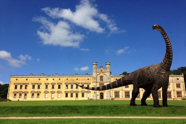 Dinosaur Update: Jurassic Kingdom relocates to Bristol's Ashton Court