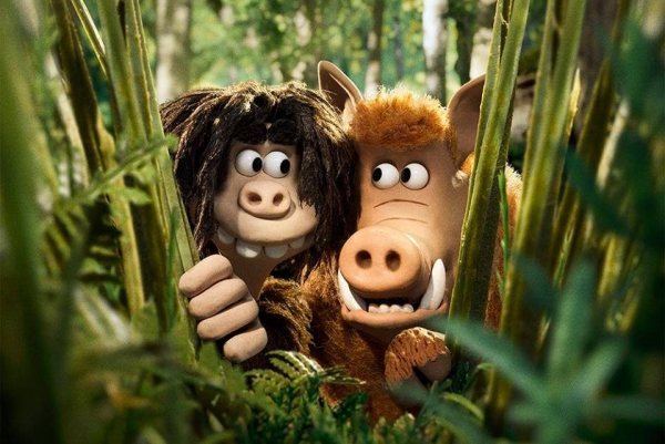 Aardman unveil trailer for new Bristol-made film