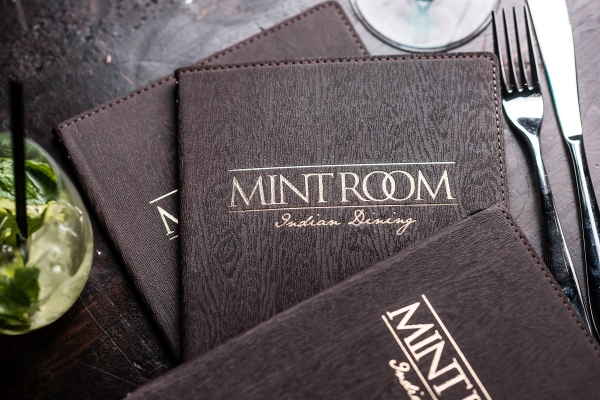 Indian fine dining at The Mint Room in Bristol