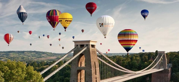 Bristol ranked in the top 25 cities in the world