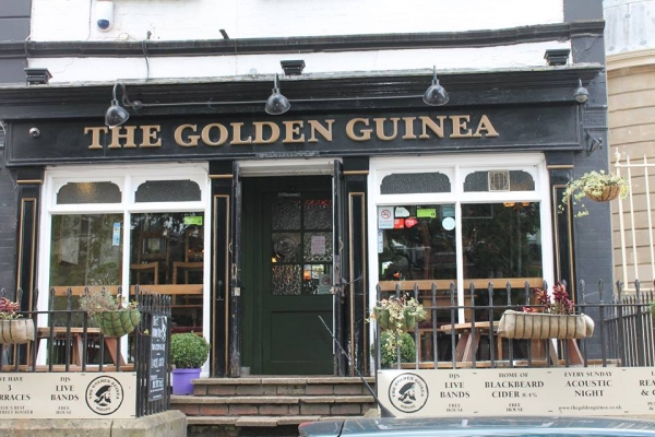 FREE Event Hire at The Golden Guinea