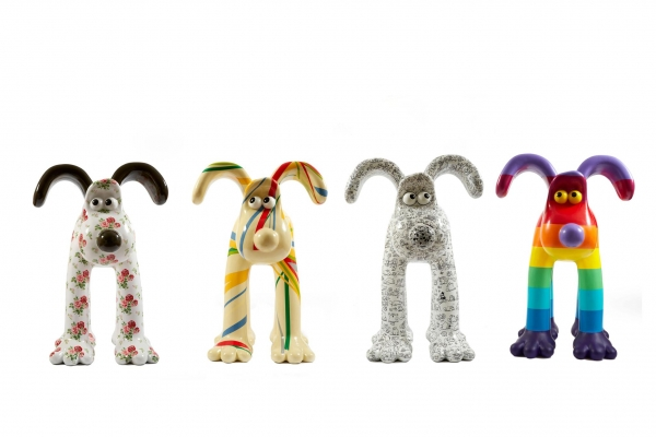Who will be the star of Aardman's next Bristol arts trail?