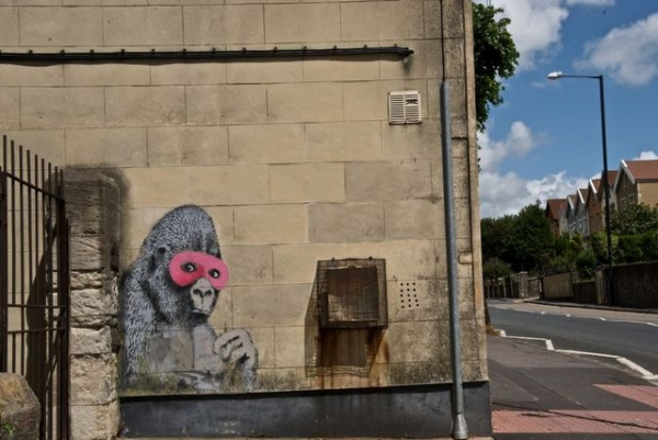 Bristol-born Banksy ranked as one of the 50 greatest storytellers of all-time