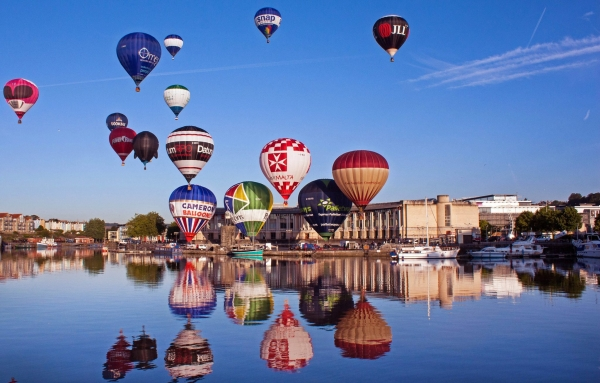 A six-point guide to the Bristol Balloon Fiesta