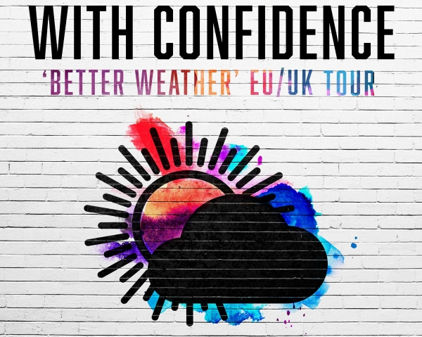 With Confidence supporting Mayday Parade at Bristol's O2 Academy