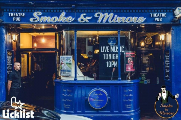 Smoke and Mirrors Bristol: What's on this week