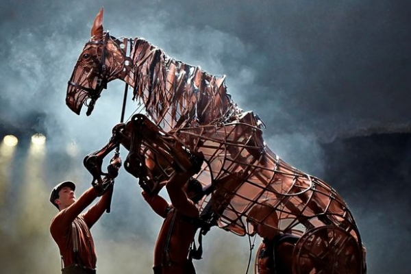 The Bristol Hippodrome to host War Horse in October and November