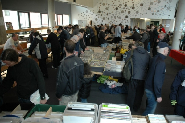 Colston Hall Record Fair on Saturday 2nd September 2017