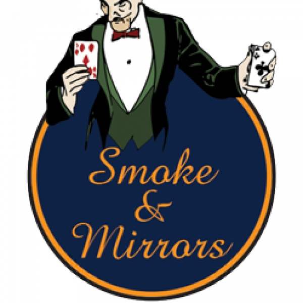 This week at Smoke and Mirrors bar in Bristol