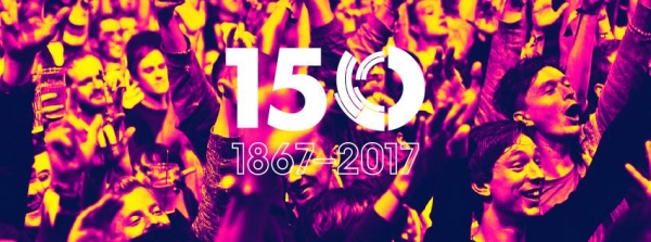 Colston Hall's 150th Birthday Bash on Wednesday 20th September 2017