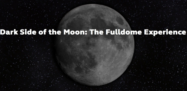 Dark Side of the Moon: The Fulldome Experience at We The Curious from Tuesday 3rd October - Tuesday 28th November 2017