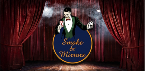 What's on at Smoke and Mirrors this week Monday 9th-Sunday 15th October