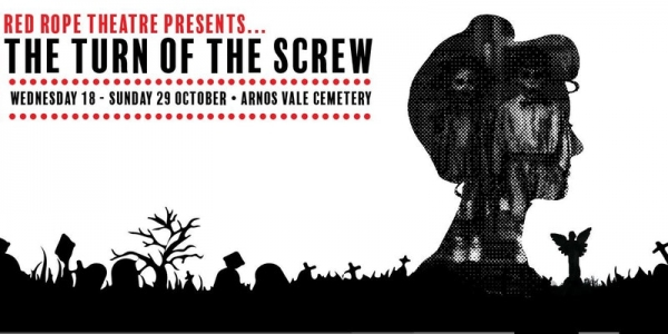 The Turn Of The Screw at Arnos Vale in Bristol 18th - 29th October 2017
