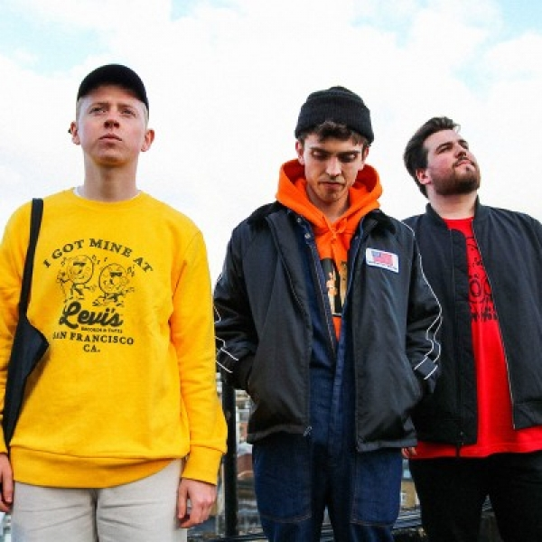 JAWS at The Fleece in Bristol on Wednesday 22 November 2017