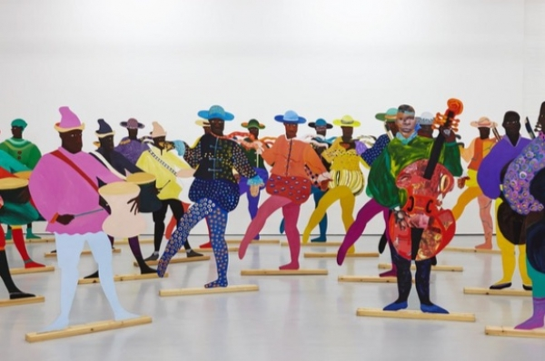 Lubaina Himid exhibition at Spike Island in Bristol wins the 2017 Turner Prize