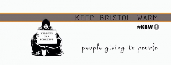 Keep Bristol Warm launches new single in aid for the homeless this winter