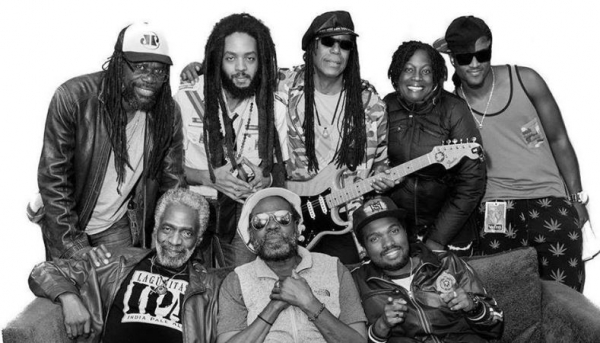 Legendary reggae group The Wailers to play Bristol's O2 Academy on Wednesday 14th March 2018
