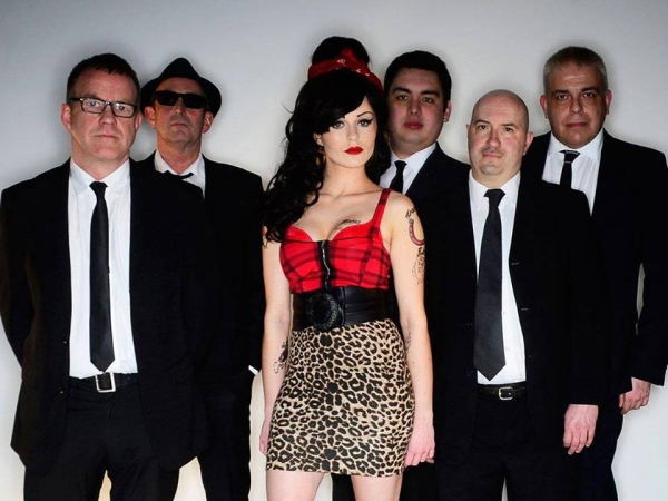 Lioness: The Amy Winehouse Experience at Bristol's O2 Academy on Friday 6th April 2018