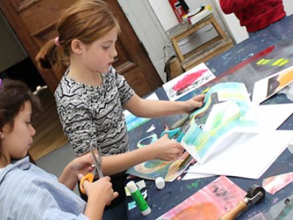 Junior Drawing School at the RWA from Tuesday 9th - Saturday 20th January 2018