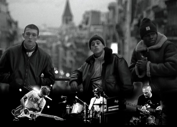 Asian Dub Foundation's La Haine at Anson Rooms on Friday 26 January 2018
