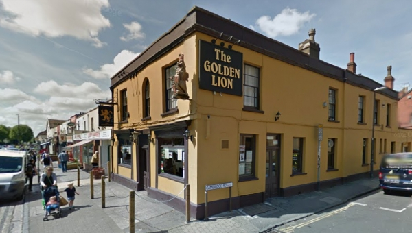 Joe Strouzer's Three Piece Chicken Orchestra to play The Golden Lion on Sunday 14th January 2018