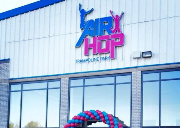 Get fit in 2018 with AirHop Bristol's Drop In AirFit Classes