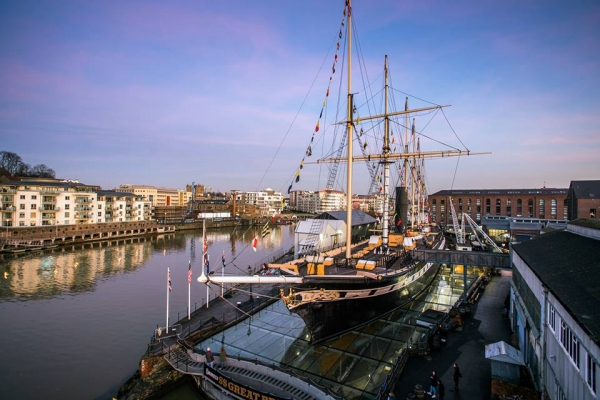 SS Great Britain: February Half Term Activities in Bristol