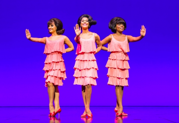 Motown: The Musical at Bristol Hippodrome