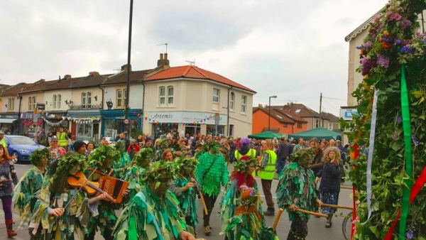Gloucester Road Central Mayfest on Saturday 5th May 2018