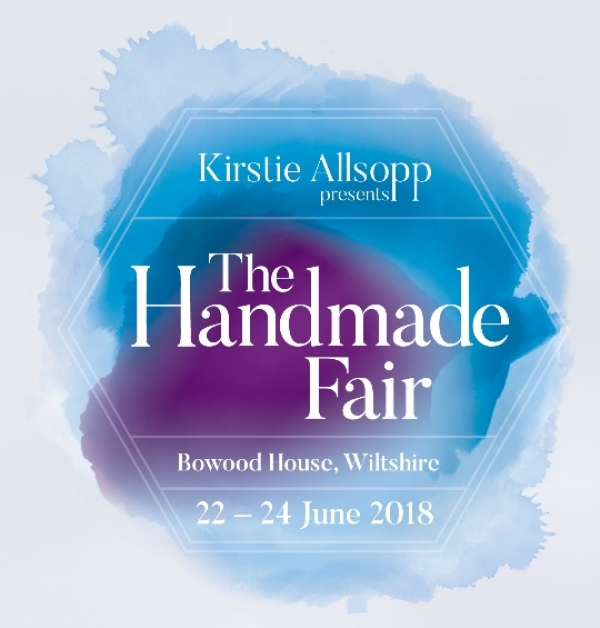 Kirstie Allsopp presents The Handmade Fair at Bowood House from 22 - 24 June