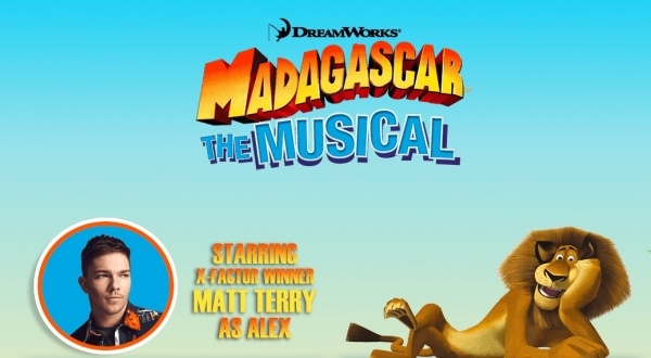 Madagascar The Musical at Bristol Hippodrome 9th to 13th October 2018