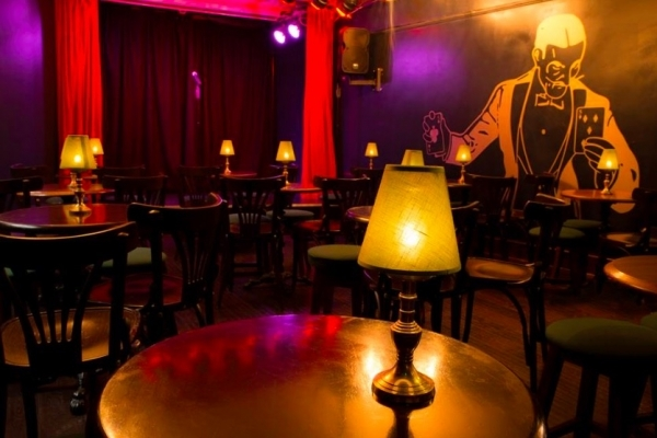 Edinburgh Fringe previews in Bristol for just £3.50 at Smoke and Mirrors