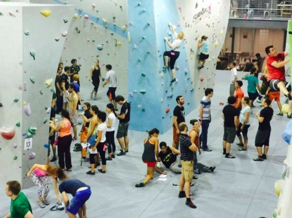 Summer Social at Bloc Climbing on Sunday 22nd July