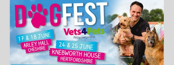 Bristol dog lovers would be mad to miss this year's Dogfest on Saturday 23rd and Sunday 24th June!