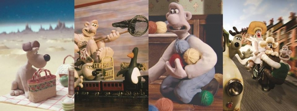 Wallace & Gromit Free Outdoor Screenings in Bristol on Thursday 26th & Monday 30th July 2018