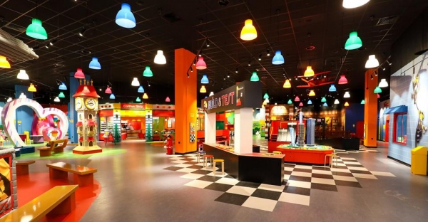 Special offers this weekend at Legoland Discovery Centre Birmingham!